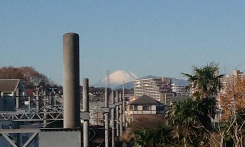 ちょこっと富士山
