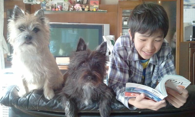 一緒に勉強