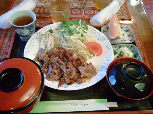 清里1-夕飯2
