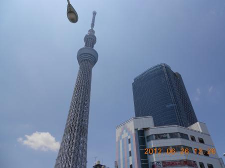東京スカイツリー&ソラマチ