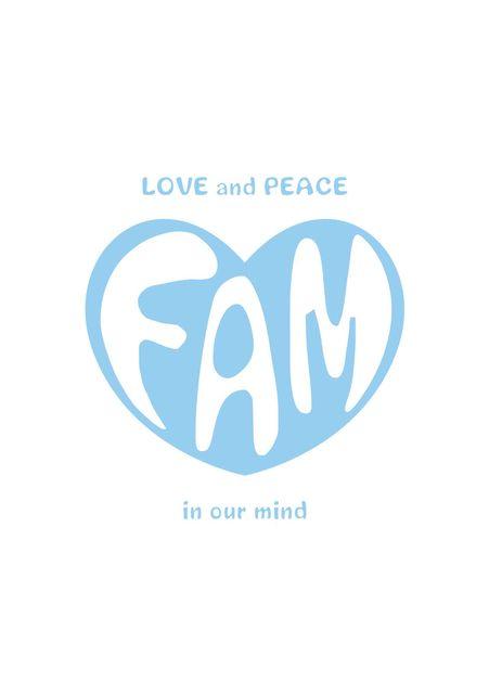 FAM(blue)