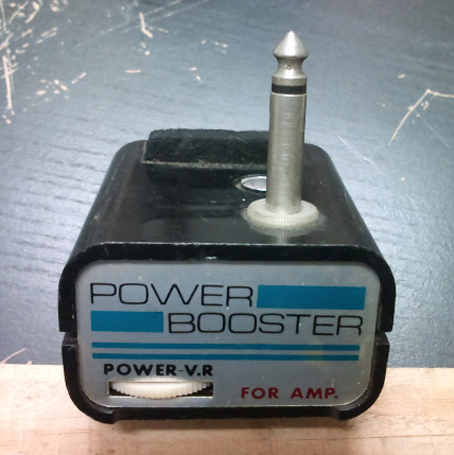 101127guyatone power booster