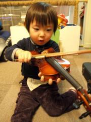 ヴァイオリン弾き