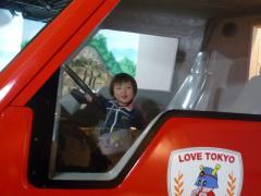 消防車を運転2