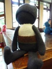 セーター人形