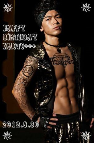 NAOTO BIRTHDAY
