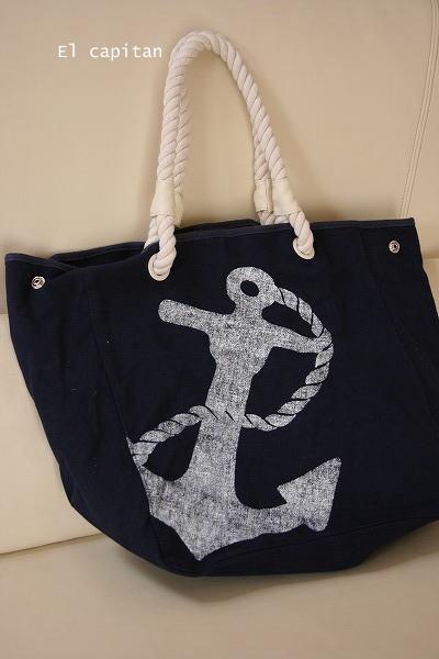 イカリのバッグ