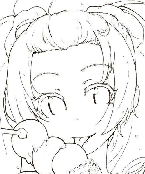 ミク アイス
