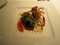 アルケントーレ鮮魚フライ