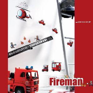 消防車たち 大集合
