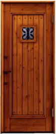 ユダ木工の玄関扉