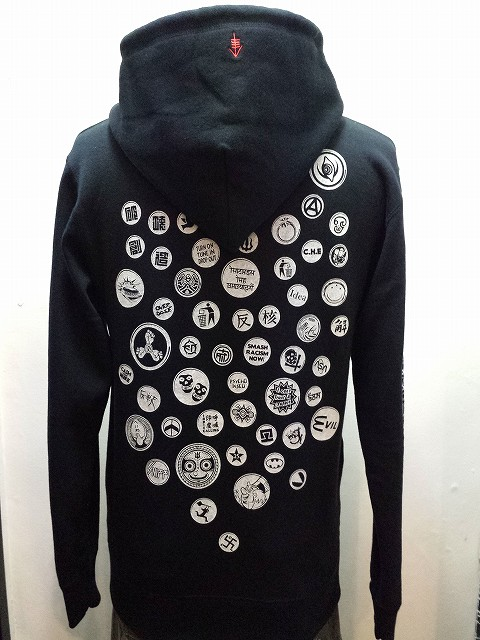 badge parka blk02