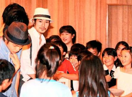 小学校訪問2012-7
