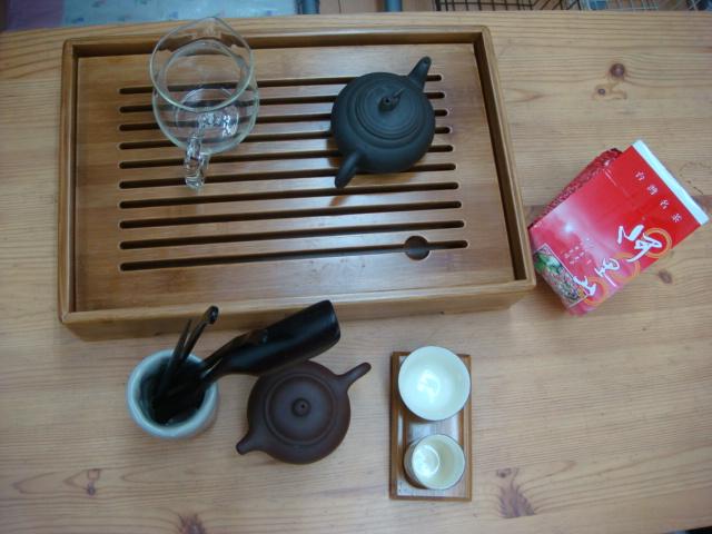 台湾茶道具
