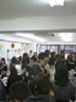 taiwan cafe's party2