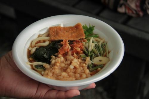 高麗鍋(こまなべ)うどん