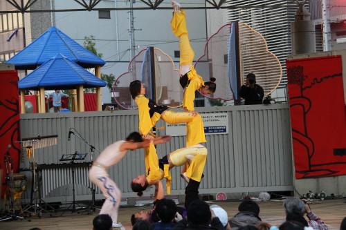 中国雑技芸術団