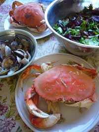 Cooking_CrabClam