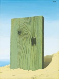 menard Magritte LHorizon