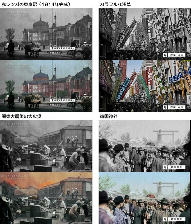 東京不死鳥都市の100年8まい