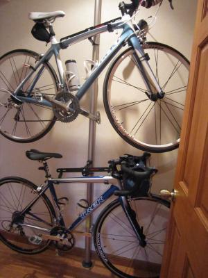自転車置き場1