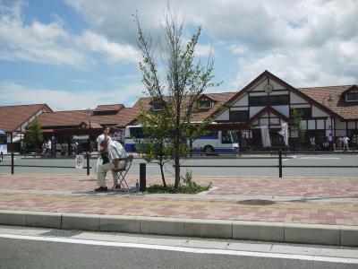 河口湖駅11