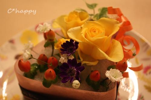 生花アレンジ