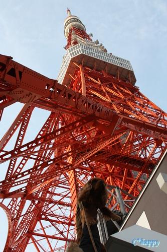東京タワーチャ