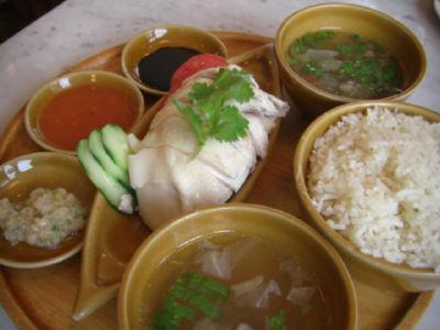 201005海南鶏飯