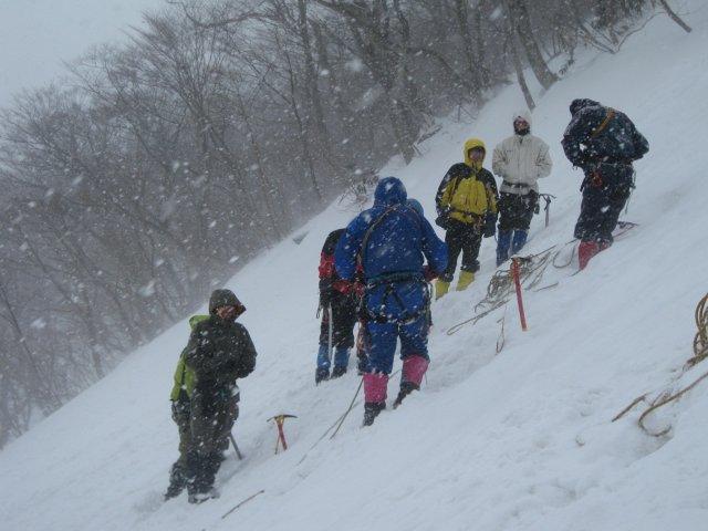 04 田中リーダーの熱こもる指導