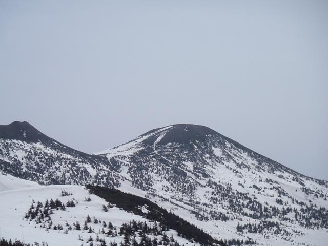 004昨日登った大岳