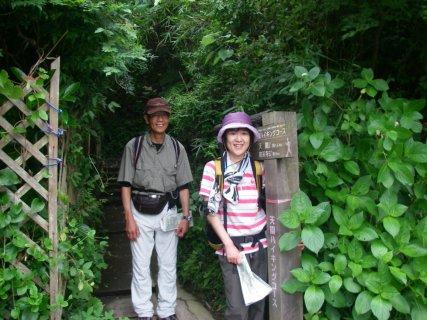 13 鎌倉アルプス入口