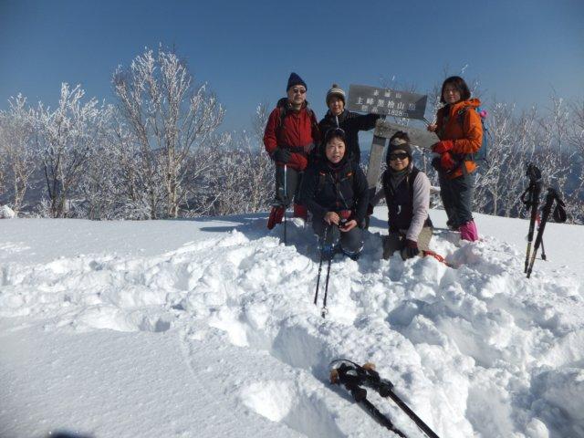 07 山頂での記念写真