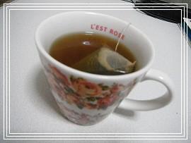 からだ巡茶。