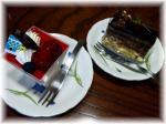 ロリエのケーキ。