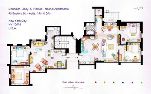 Friends-Chandler-and-Joeys-and-Monica-and-Rachels-Apartment-Floor-Plans-600x377.jpg
