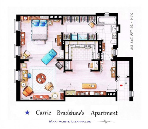 Sex-and-the-City-Carrie-Bradshaws-Apartment-Floor-Plans-600x523.jpg