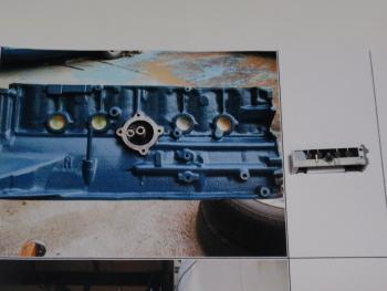 S130Zエンジン本体写真