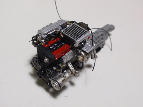 エンジン完成1