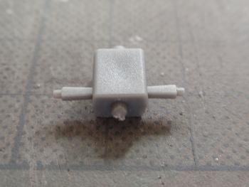 ウィンカーレバー原型