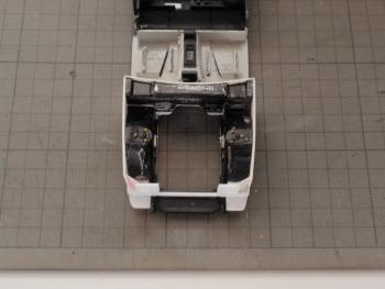 S130Zエンジン隔壁