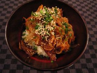 プタコギ丼2