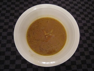 ワフウみそスープ