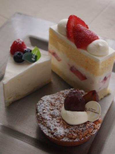 ケーキ(ルボンボニエール)