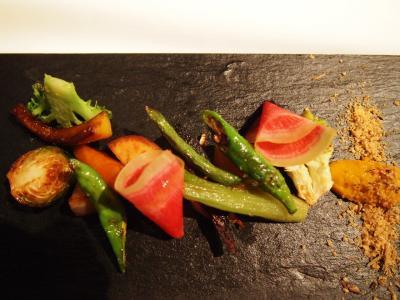 野菜前菜(ライラ)