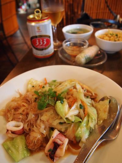 海鮮フォー炒め(サンフラワー)