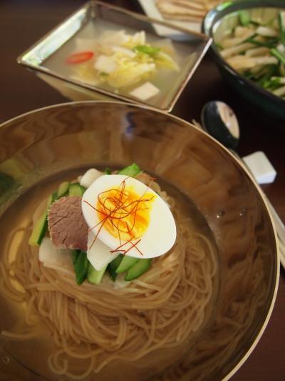 水キムチ(韓国料理教室)