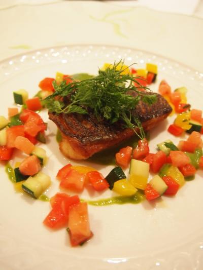 魚(リストランテ濱崎) (2)