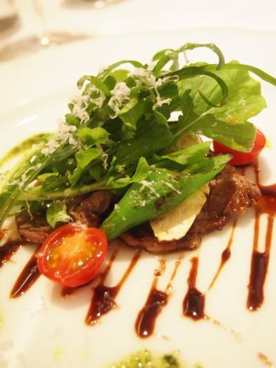 肉(リストランテ濱崎)