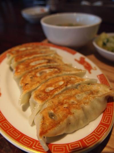 野菜餃子(タイガー餃子会館)
